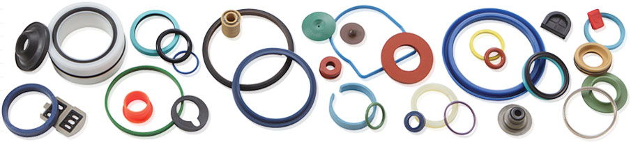 Flexible Graphite Gaskets & Seals - Rubber Gaskets